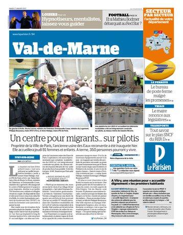Le Parisien - Cahier Départemental