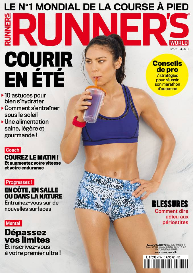 Runner's World du 11 mai 2018
