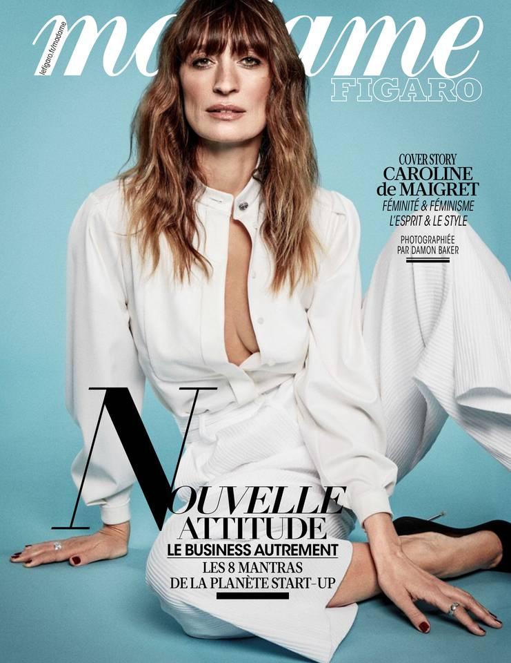 Madame Figaro du 16 mars 2018 à télécharger sur iPad