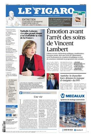 Le Figaro - 20/05/2019  