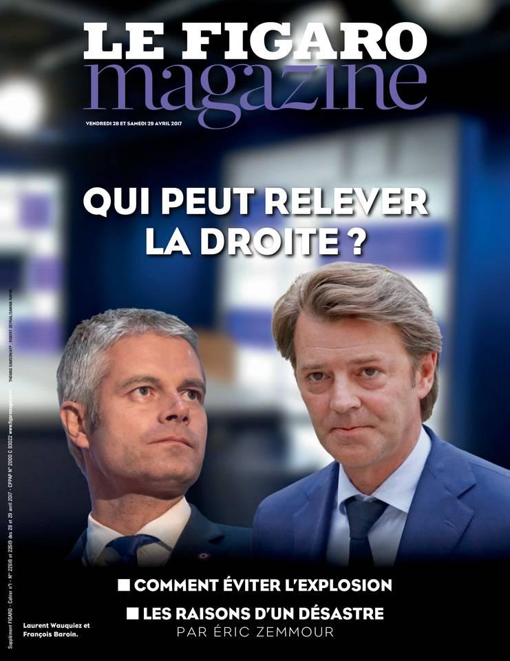 Le Figaro Magazine des vendredi 28 et samedi 29 avril 2017
