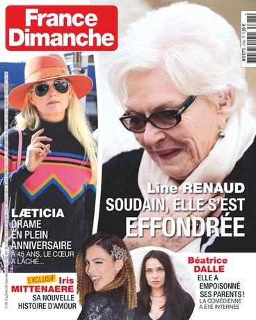 France Dimanche - 3786 |