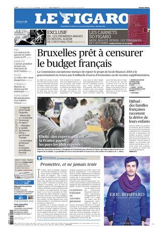 Le Figaro - 2014-10-07 |