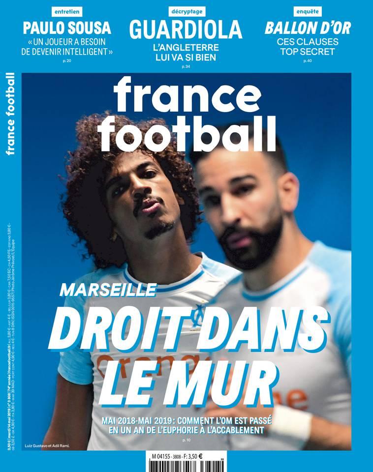 France Football du 14 mai 2019 à télécharger sur iPad