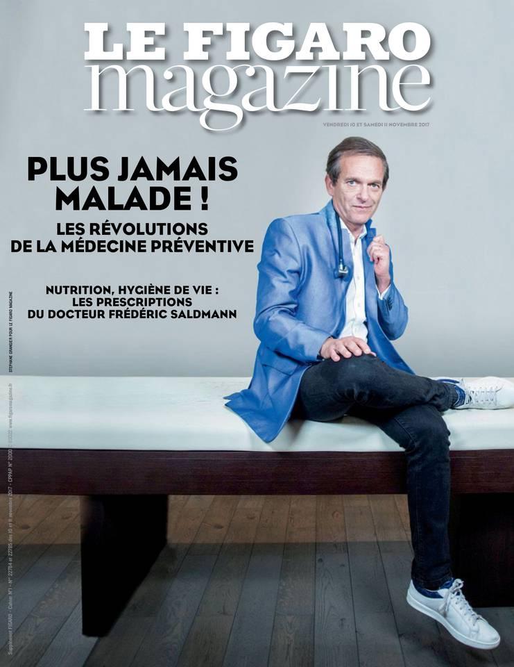 Le Figaro Magazine du 10 novembre 2017 à télécharger sur iPad