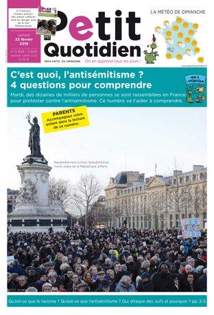 Le Petit Quotidien - 5839 |