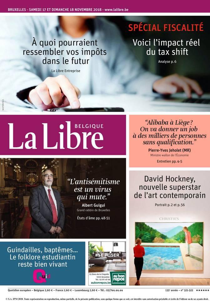 Abonnement La Libre Belgique Pas Cher avec le BOUQUET ePresse.fr