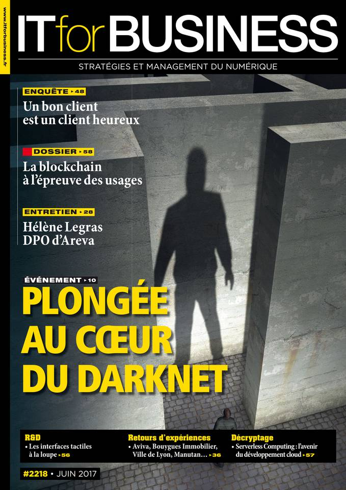 Abonnement It For Business Pas Cher avec l'OFFRE ePresse.fr