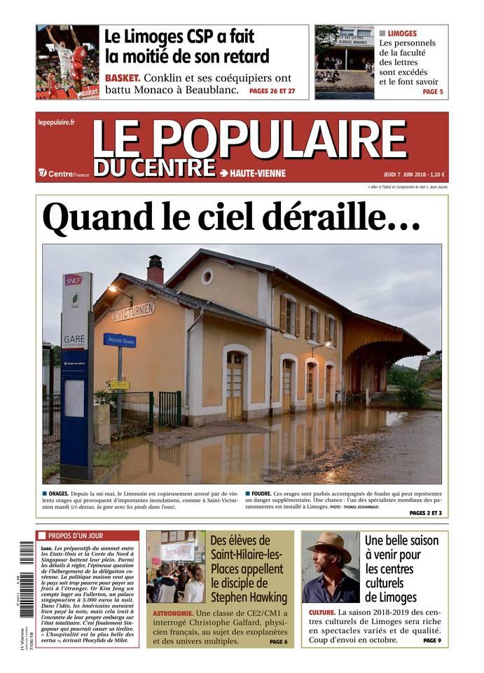 Abonnement Populaire du Centre Pas Cher avec le BOUQUET ePresse.fr