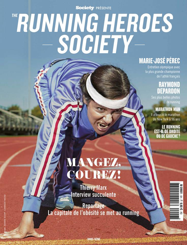 The Running Heroes Society N°3 du 07 septembre 2017 à télécharger sur iPad