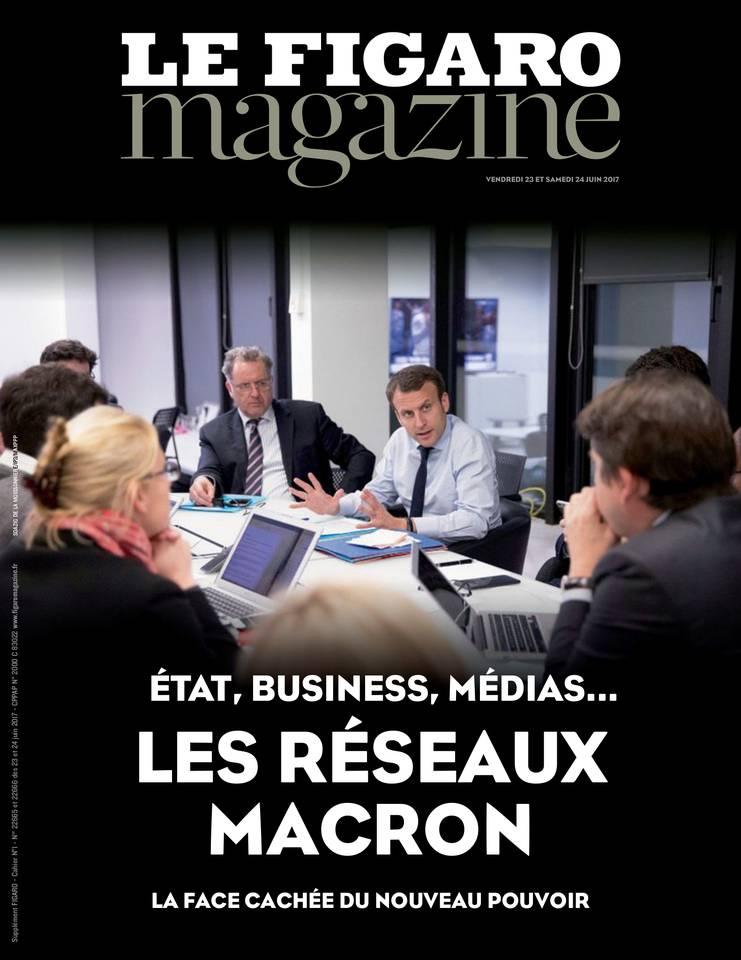 Le Figaro Magazine du 23 juin 2017 à télécharger sur iPad