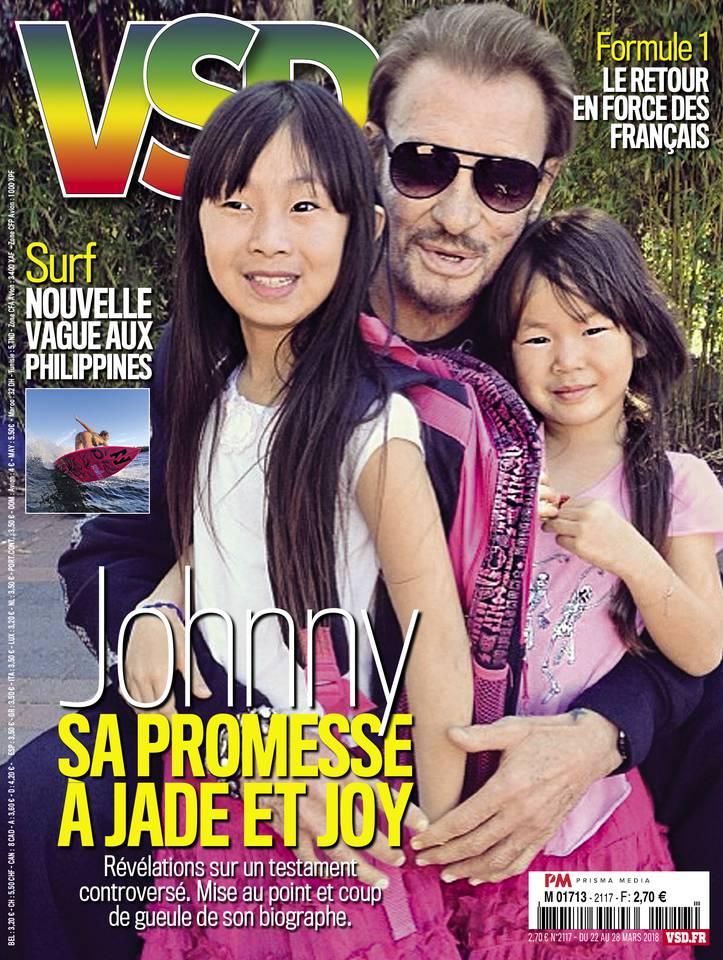 Abonnement à VSD Pas Cher avec le BOUQUET À LA CARTE ePresse.fr