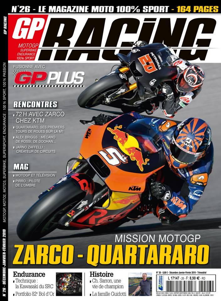 GP Racing du 06 décembre 2018