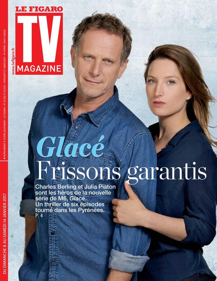 TV Magazine du 08 janvier 2017 à télécharger sur iPad