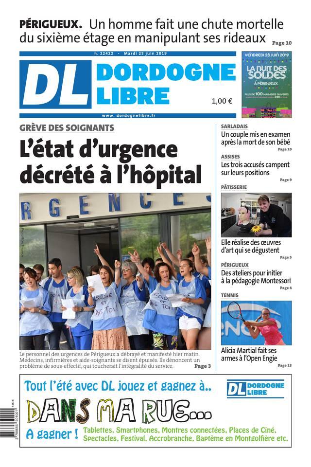 Abonnement La Dordogne Libre Pas Cher avec BOUQUET INFO ePresse.fr