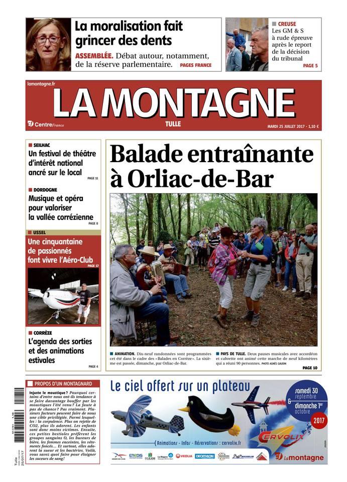 Abonnement La Montagne Pas Cher avec le BOUQUET INFO ePresse.fr