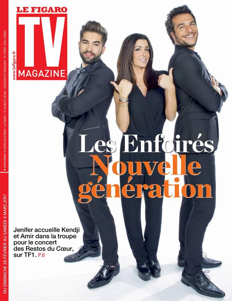 TV Magazine du 26 février 2017 à télécharger sur iPad