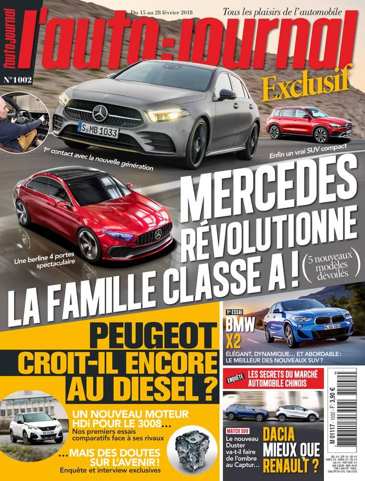 Abonnement L'Auto Journal Pas Cher avec le BOUQUET ePresse.fr