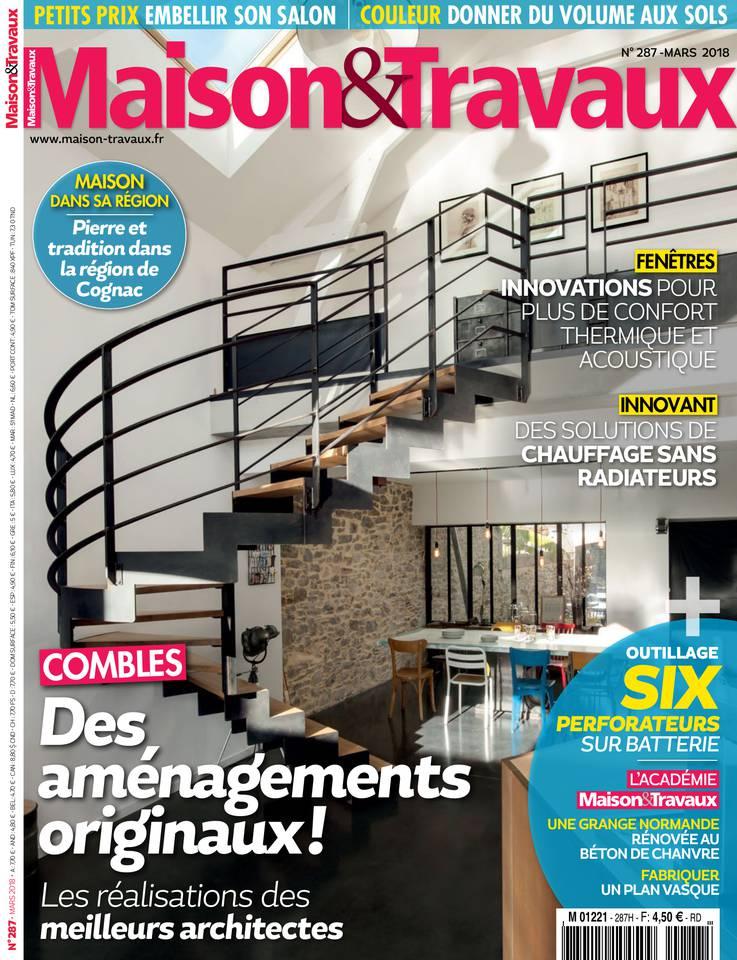 Abonnement Maison & Travaux Pas Cher avec le BOUQUET ePresse.fr