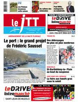 Une - Le Journal Tournon-Tain 10 avril 2014