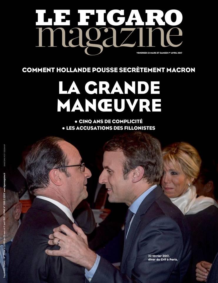 Le Figaro Magazine du 31 mars 2017 à télécharger sur iPad