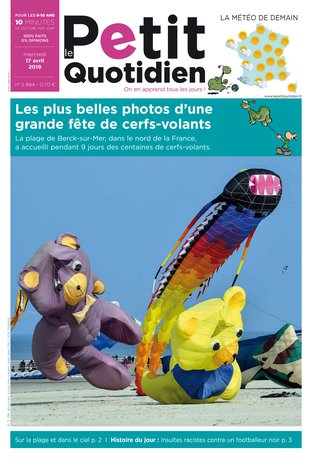 Le Petit Quotidien - 5884 |