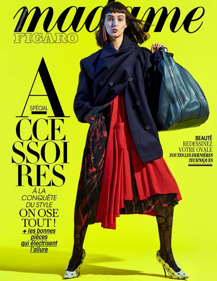 Madame Figaro du 08 septembre 2017 à télécharger sur iPad