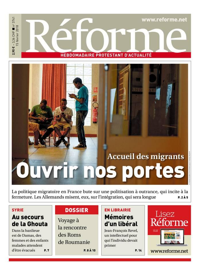 Abonnement à Réforme Pas Cher avec le BOUQUET INFO ePresse.fr