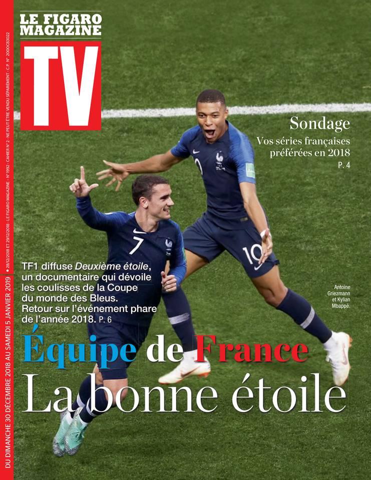 TV Magazine du 30 décembre 2018 à télécharger sur iPad