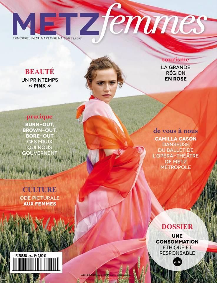 Abonnement Metz Femmes Pas Cher avec le BOUQUET ePresse.fr