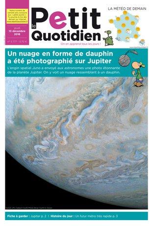 Le Petit Quotidien - 5777  