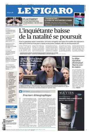 Le Figaro - 16/01/2019 |