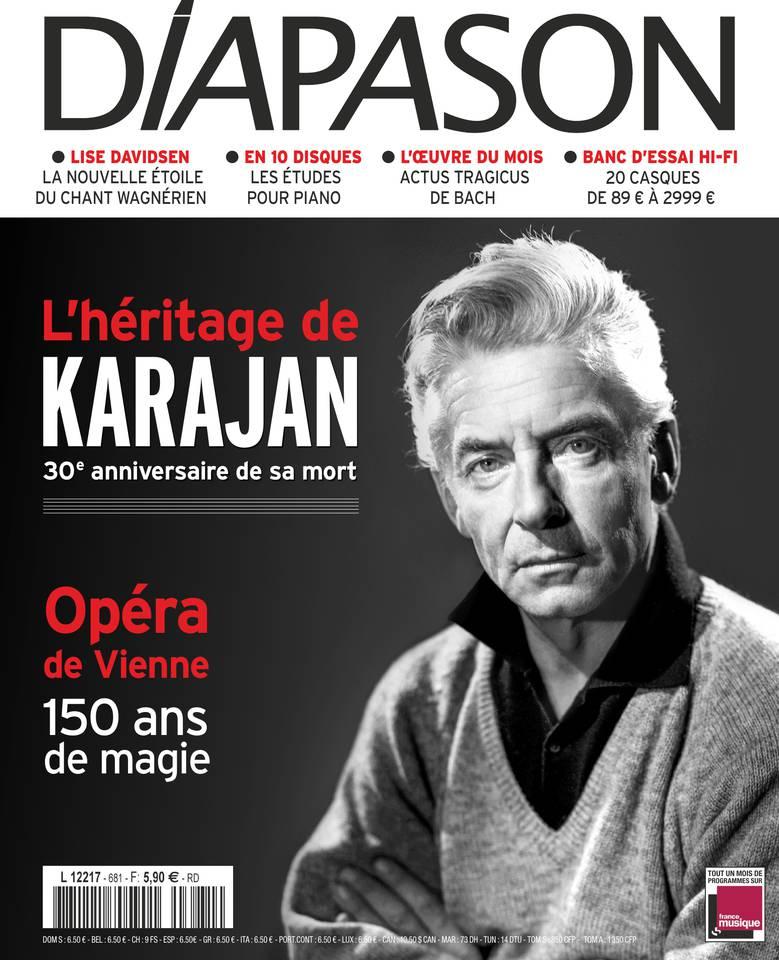 Abonnement Diapason Pas Cher avec le BOUQUET À LA CARTE ePresse.fr