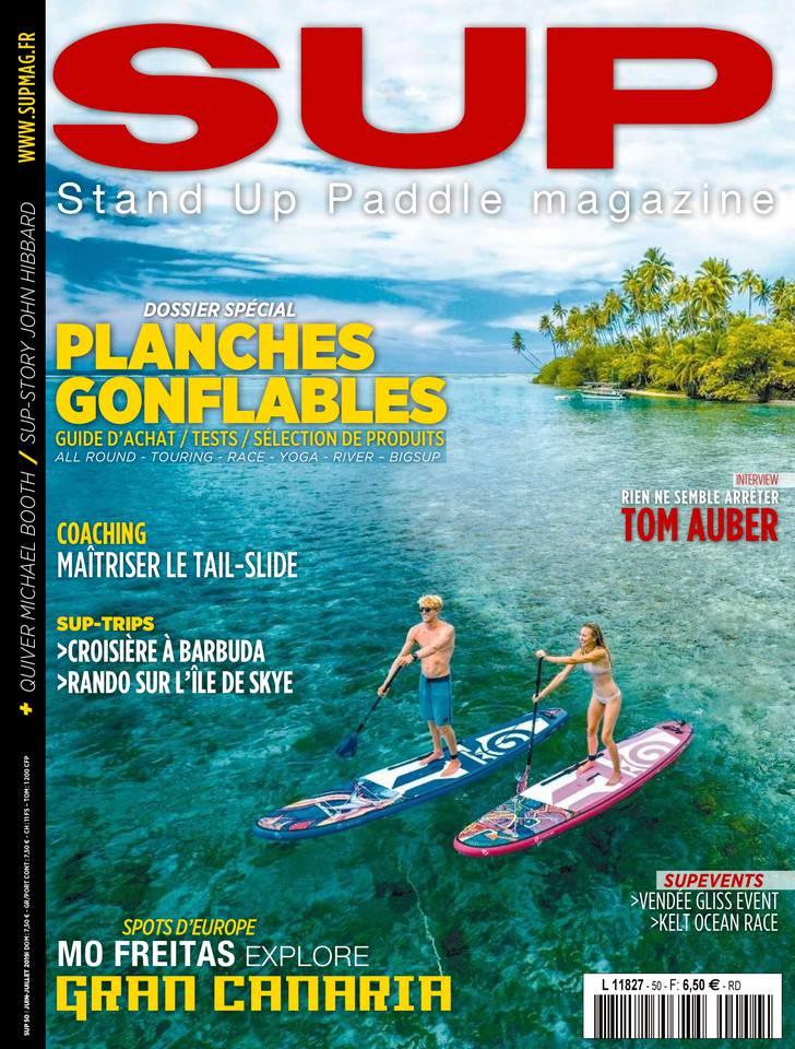 Abonnement SUP Magazine Pas Cher avec le BOUQUET ePresse.fr