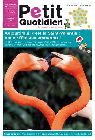Le Petit Quotidien - 5831 |