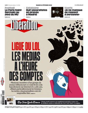 Libération - 12/02/2019  