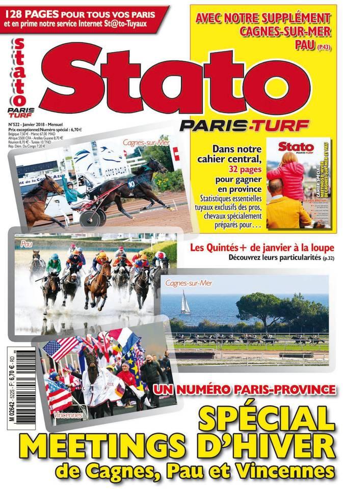 Abonnement Stato Turf Mag Pas Cher avec le BOUQUET ePresse.fr