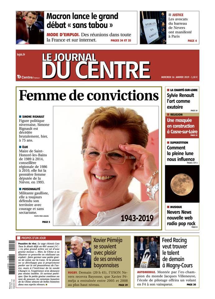Abonnement Journal du Centre Pas Cher avec le BOUQUET ePresse.fr