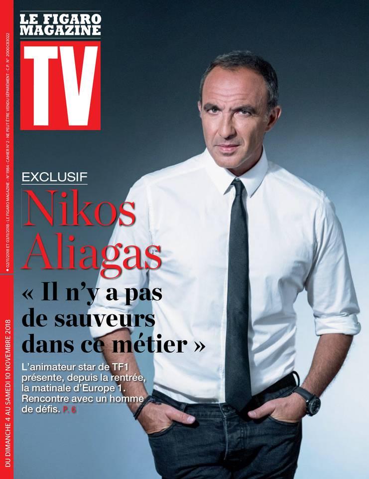 TV Magazine du 04 novembre 2018 à télécharger sur iPad