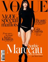Une - Vogue 22 avril 2014