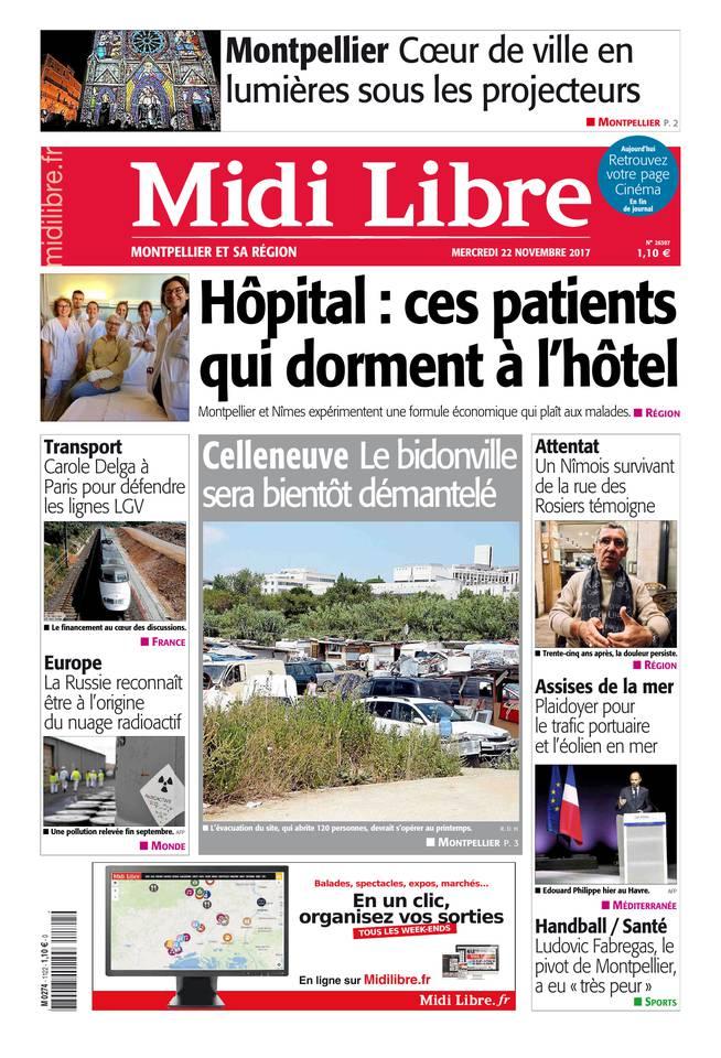 Abonnement à Midi Libre Pas Cher avec le BOUQUET INFO ePresse.fr