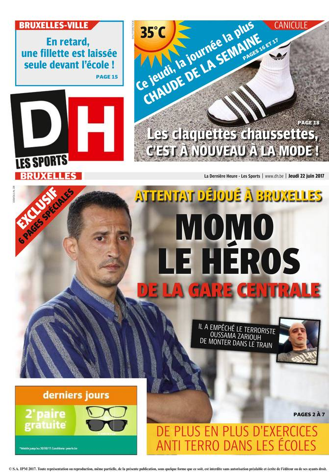 Abonnement La Dernière Heure/Les Sports Pas Cher avec le BOUQUET ePresse.fr