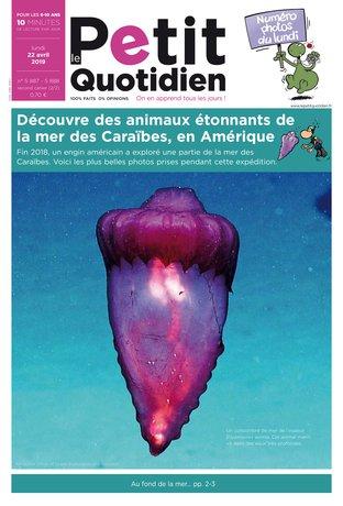 Le Petit Quotidien - 5888 |