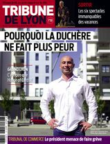 Une - Tribune de Lyon 24 avril 2014