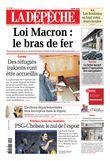 La Dépêche du Midi  - 18/02/2015 |
