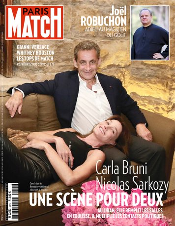 Paris Match - 3613 |