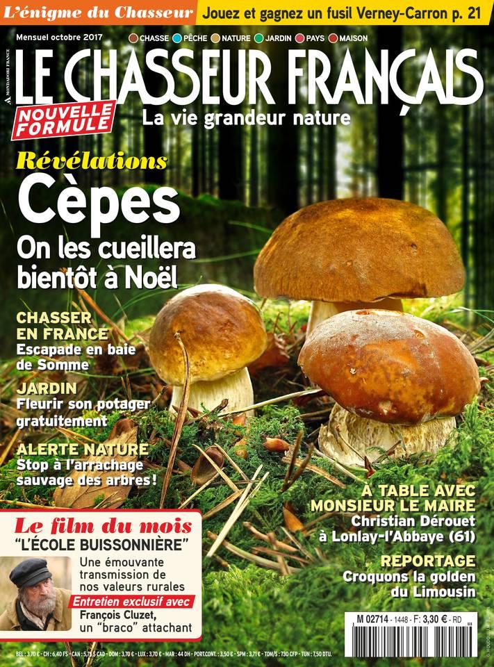 Abonnement Le Chasseur français Pas Cher avec le BOUQUET ePresse.fr