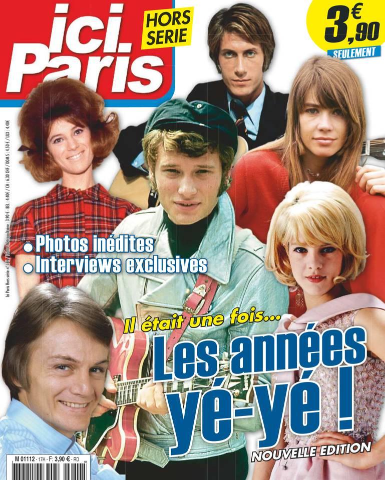 Abonnement Ici Paris Hors-série Pas Cher avec le BOUQUET ePresse.fr