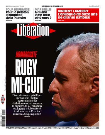 Libération - 12/07/2019 |