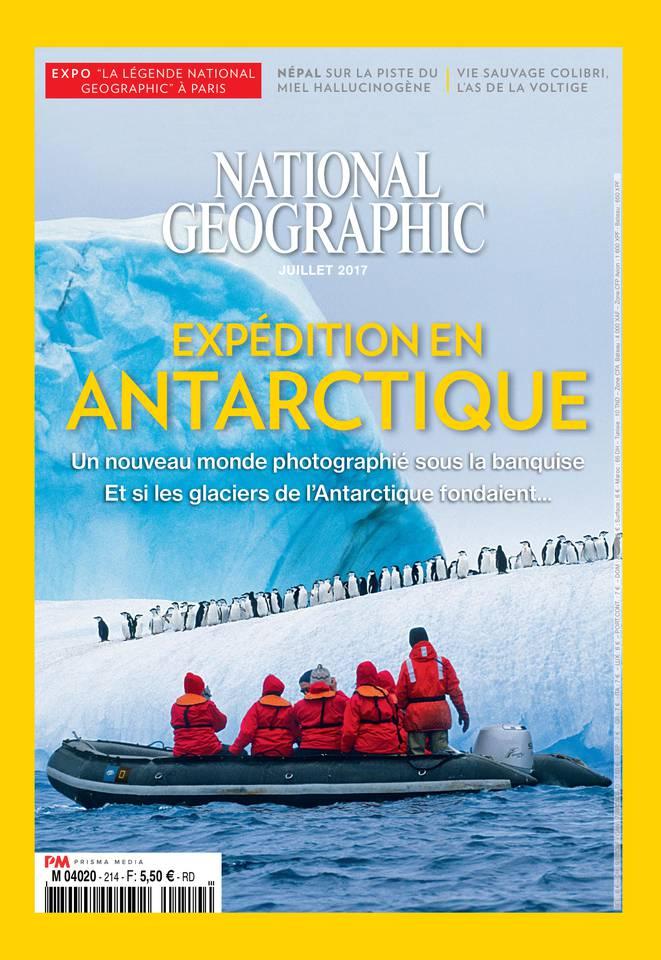 Abonnement National Geographic Pas Cher avec le BOUQUET ePresse.fr